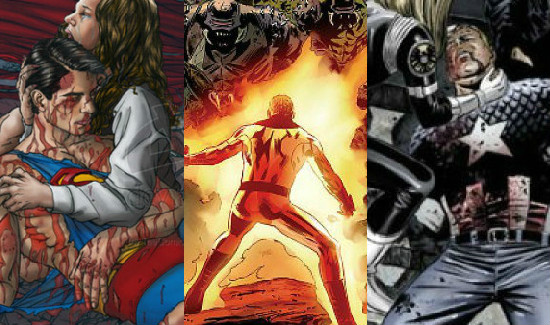 15 Most Tragic Deaths In Comic Books