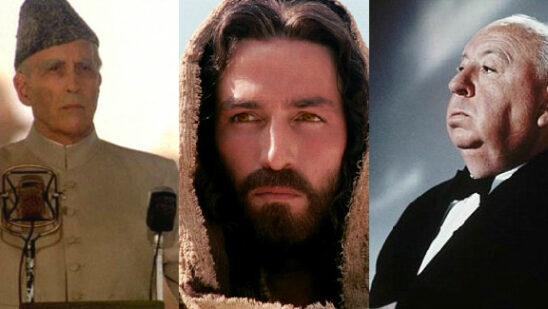 15 Outstanding Performances of Actors Portraying Historical Figures