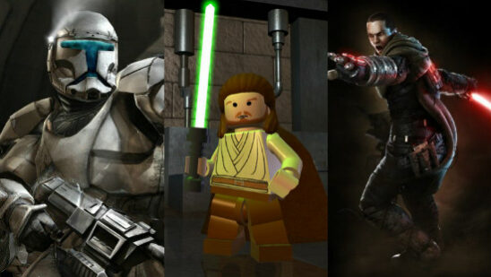 17 Best Star Wars Games of All Time