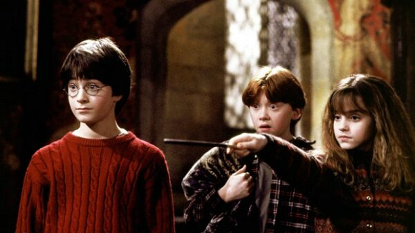 Harry Potter and the Philosophers Stone plot twist