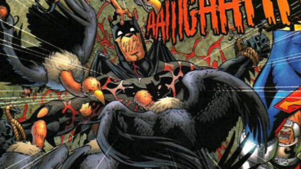 Killing Batman and then Resurrecting Him to Kill Him Again
