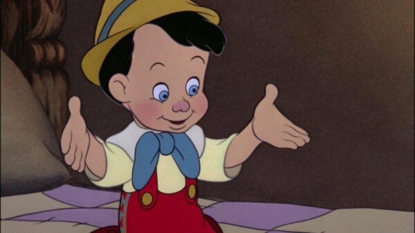 Pinocchio 1940 Disney Movie