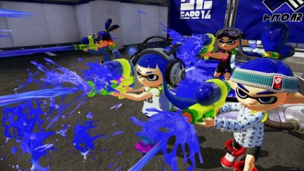 Splatoon Game