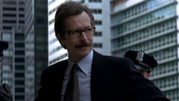 Where is Commissioner James Gordon
