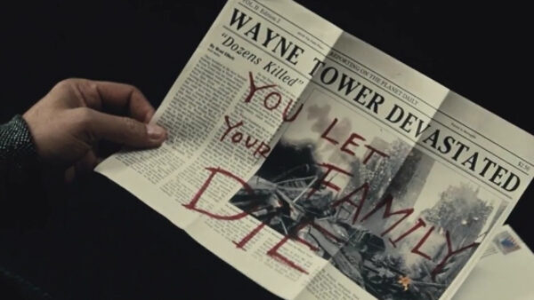 Who Sent Bruce Wayne 'You Let Your Family Die