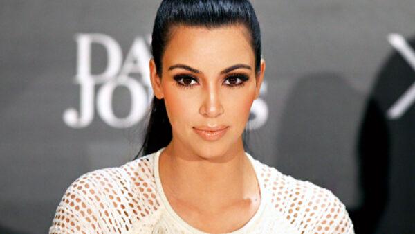 Actress Kim Kardashian
