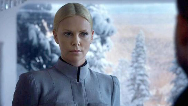 Charlize Theron in Prometheus 2012 Movie