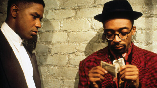 Denzel Washington & Spike Lee