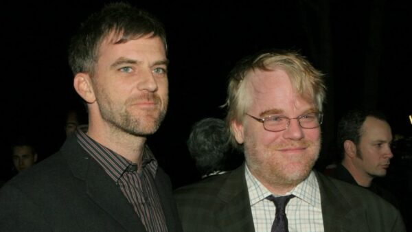 Philip Seymour Hoffman & Paul Thomas Anderson