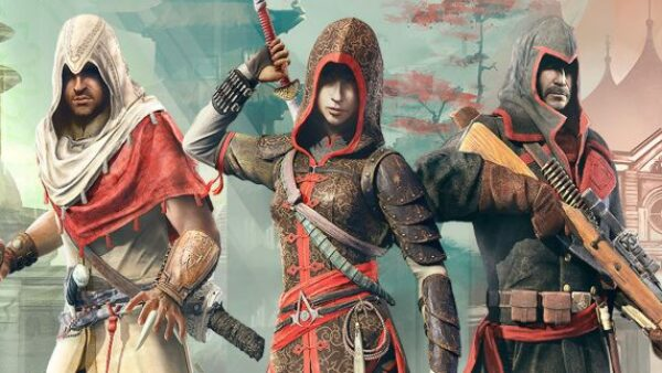 Assassin's Creed Chronicles 2016