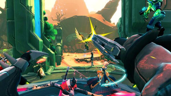 Battleborn PS4 Exclusives 2016