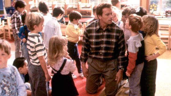 Kindergarten Cop 1990