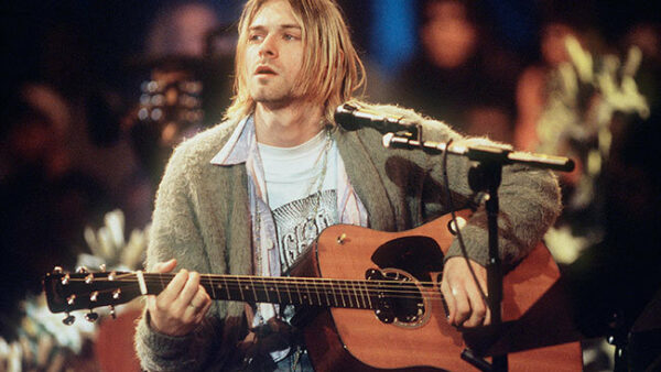 Kurt Cobain Actor