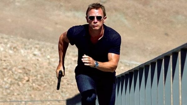 Quantum of Solace 2008 Movie