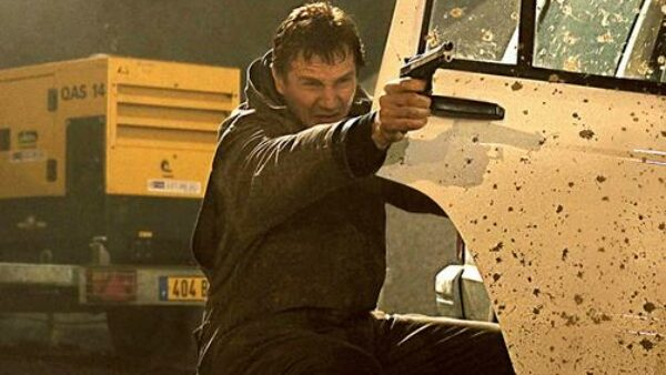 Action Movies Starring Liam Neeson