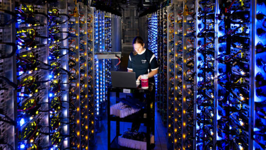 largest data centers in the world