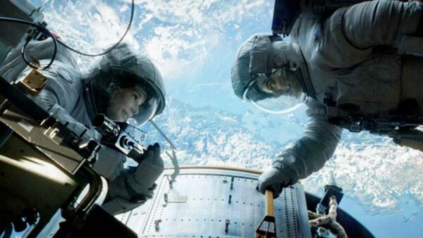 Gravity 2013 Movie