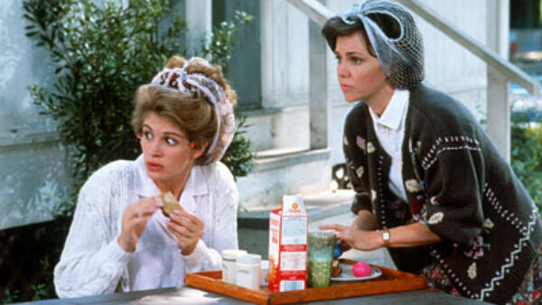 movie review steel magnolias Having been a steel magnolia fan for decades, i finally had the opportunity to share the movie with my teenage daughter the perfect follow up to watching it was a stay at the steel magnolia bed and breakfast.