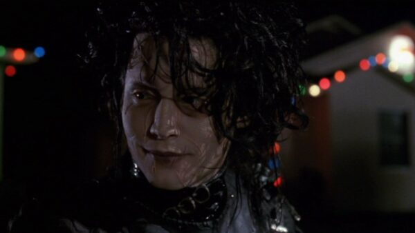 Edward Scissorhands johnny depp