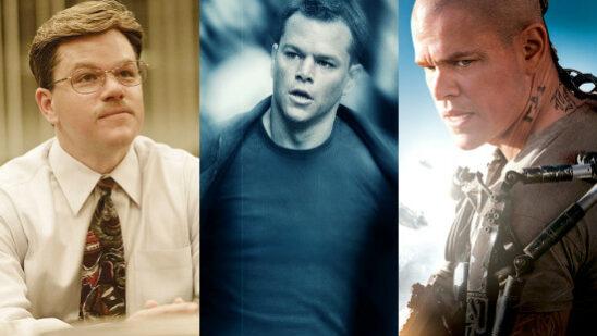 15 Best Matt Damon Movies of All Time