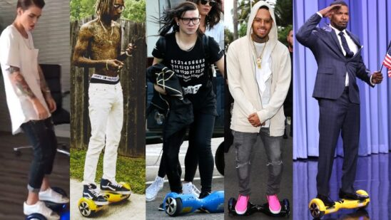 Here's Why Celebrities Are Crazy About Segway Personal Transporter