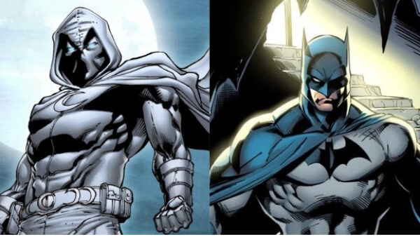 Moon Knight VS Batman