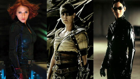 15 Greatest Female Action Movie Heroes of All Time