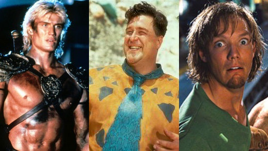 15 Perfect Live Action Castings of Cartoon Characters