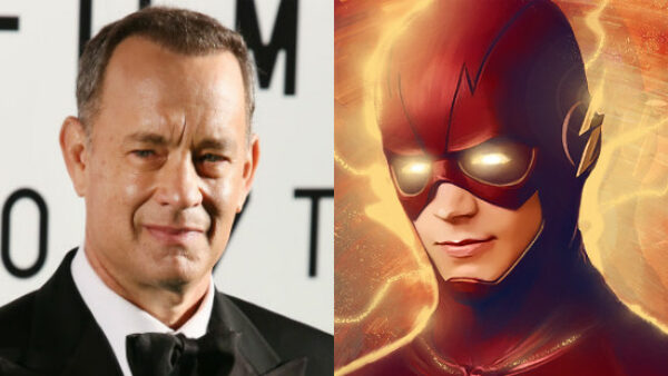 Tom Hanks The Flash