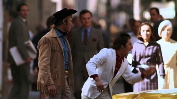 I M Walkin Here Midnight Cowboy