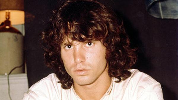 Jim Morrison The Singer
