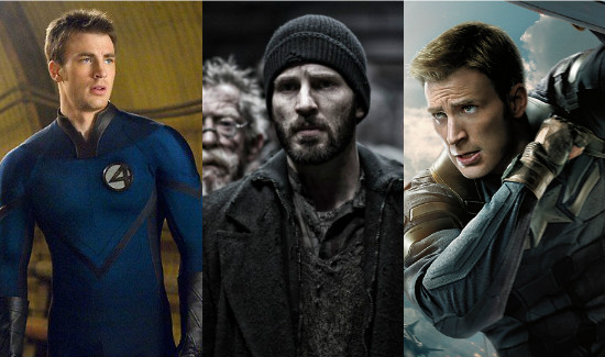 15 Best Chris Evans Mo...