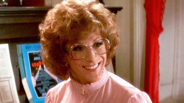 Dustin Hoffman in Tootsie