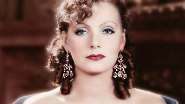 Greatest Female Actress Greta Garbo