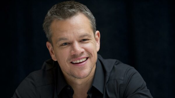 Matt Damon Hollywood Star