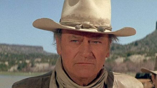 Senior Actor John Wayne