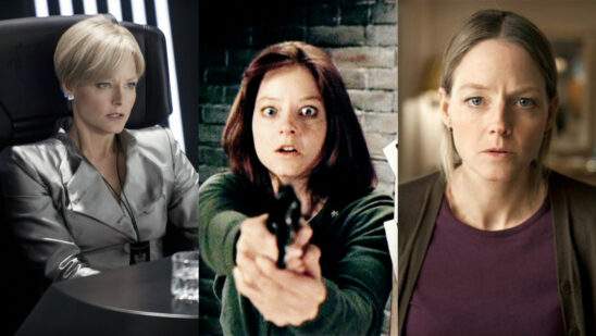 best jodie foster movies of all time