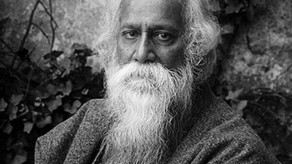 Author Rabindranath Tagore