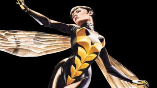 Bumblebee Wasp Marvel Comics