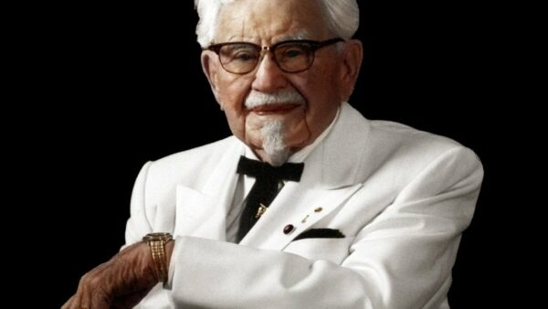 Colonel Harland Sanders Businessman