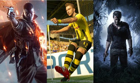 15 Best Video Games of 2016