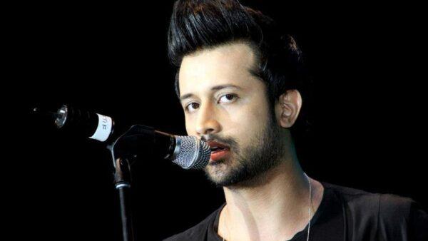 Atif Aslam Pakistani Singer