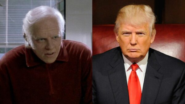 Biff Tannen is Based on Donald Trump