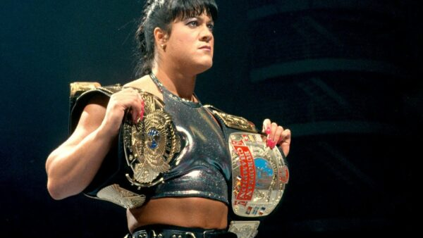 Chyna The Wrestler