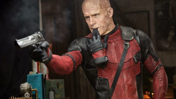 Deadpool Comedy Superhero Movie