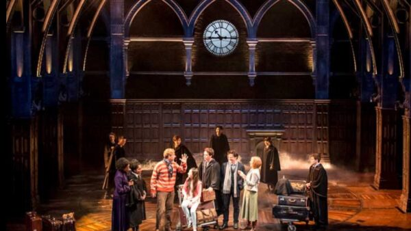 Harry Potter Returns as a Play