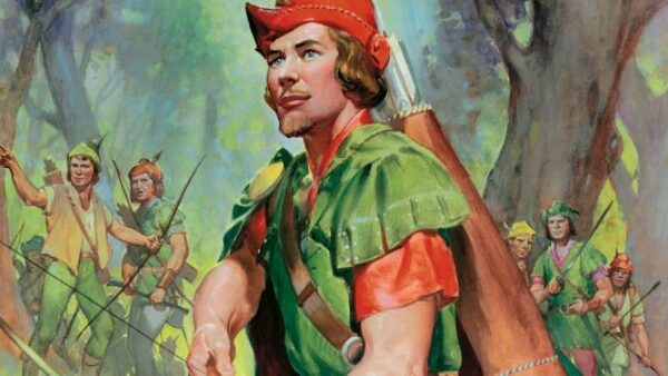 Popular Story Tale Hero Robin Hood