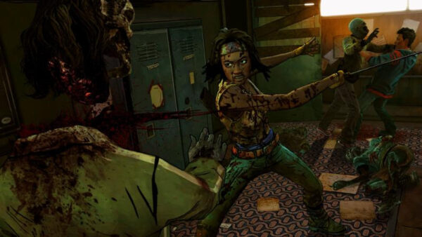 The Walking Dead Michonne 2016 Video Game