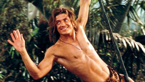 George of the Jungle 1997 Brendan Fraser