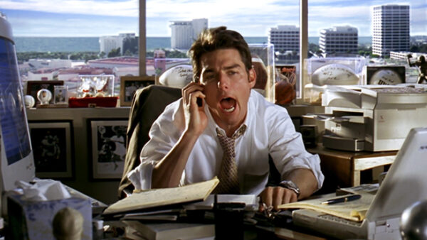 Jerry Maguire 1996 Tom Cruise